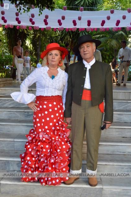 Annika's Blog: Marbella's Old Town Feria 2016