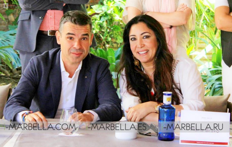 Maria Bravo, presenta los detalles de la V Edición del Fin de Semana Filantrópico Global Gift