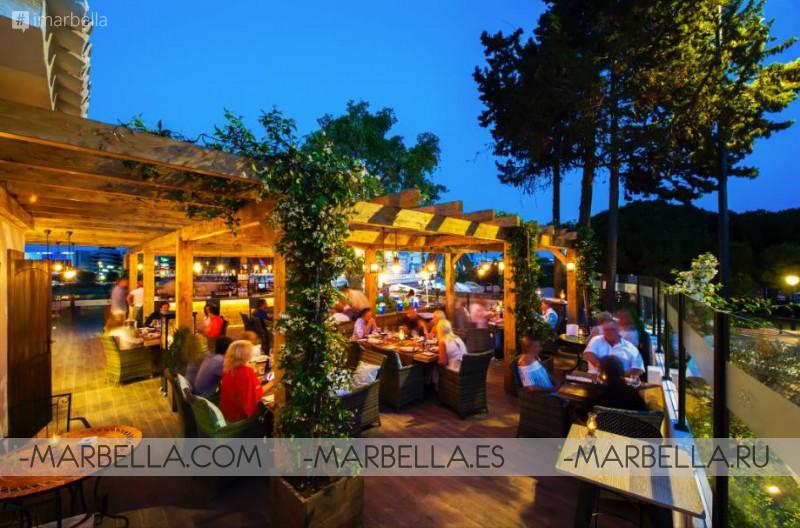OAK Garden & Grill Review by La Marbellina