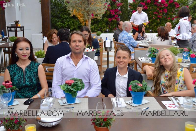 El Patio Dani Garcia Dinner with Gypsy Kings and Flamenco Show
