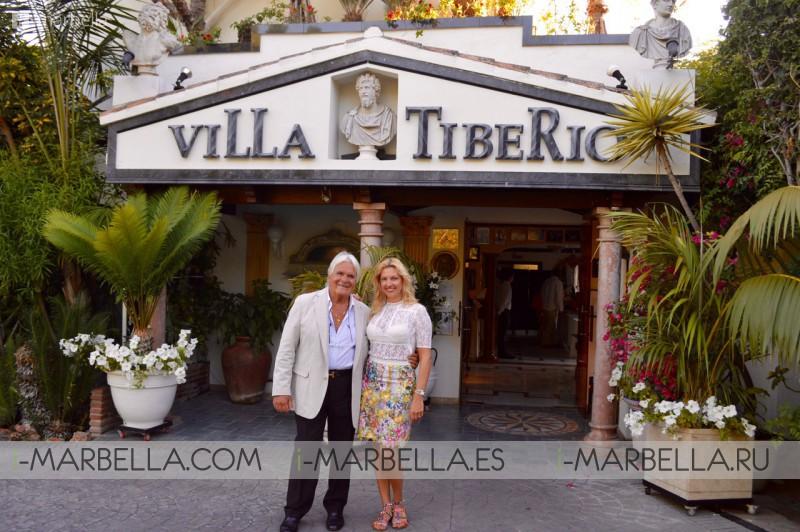 Villa Tiberio - One of the Most Unique Restaurants