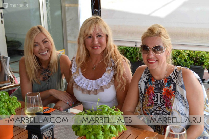 Real Wood Oven Pizza in Marbella - Pizza Kitchen