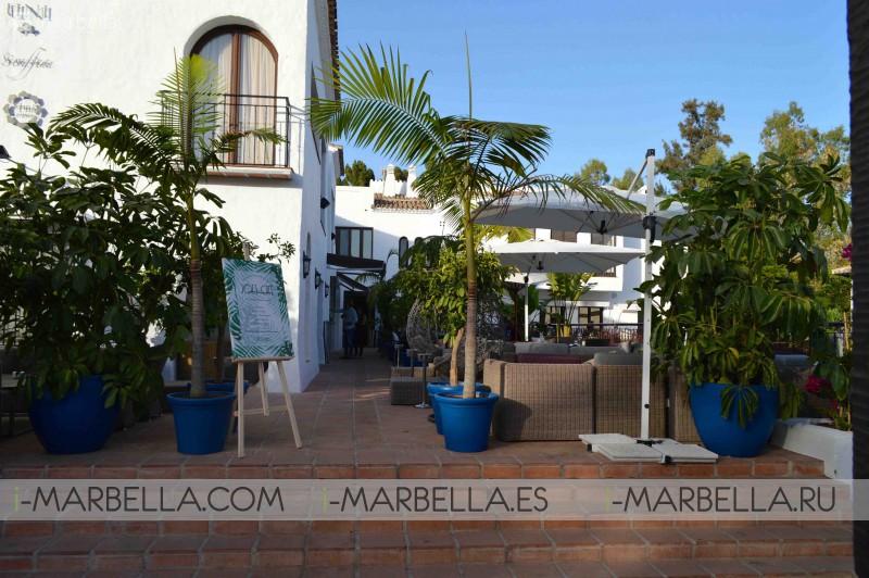 New Joe's Cafe at Puente Romano Beach Resort and Spa