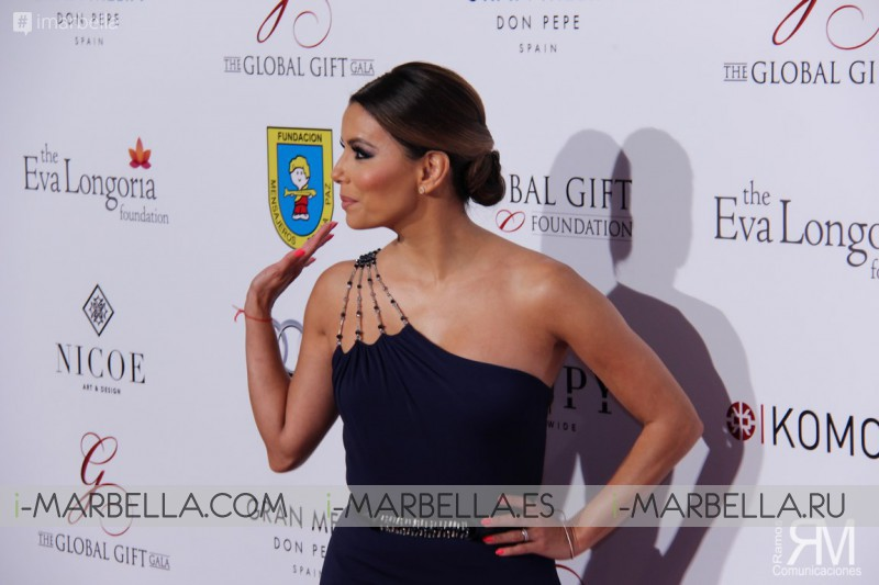 The 5th Edition of the Global Gift Gala 2016 in Marbella