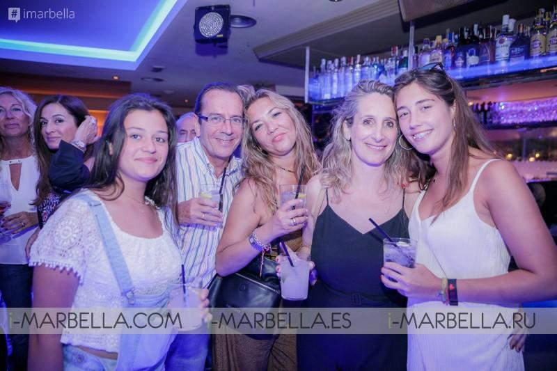 16th July 2016 at La Sala Puerto Banus!