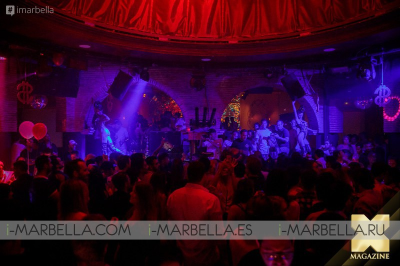 The Famous Club Olivia Valere on July 18, 2016