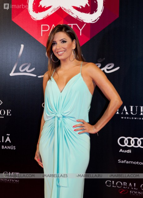 Red Carpet of La Soirée Dinner Party in Marbella
