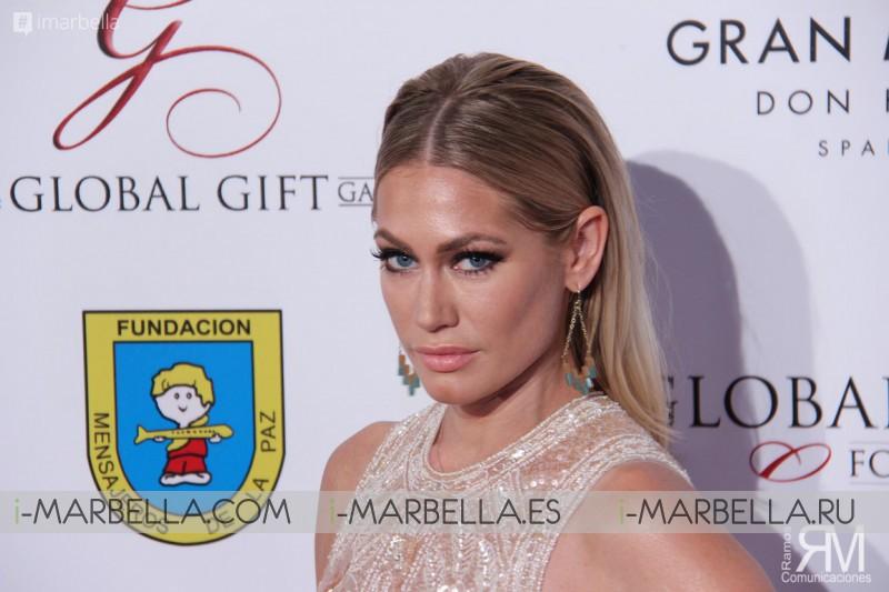 Alfombra roja de la 5ª edición de la gala Global Gift