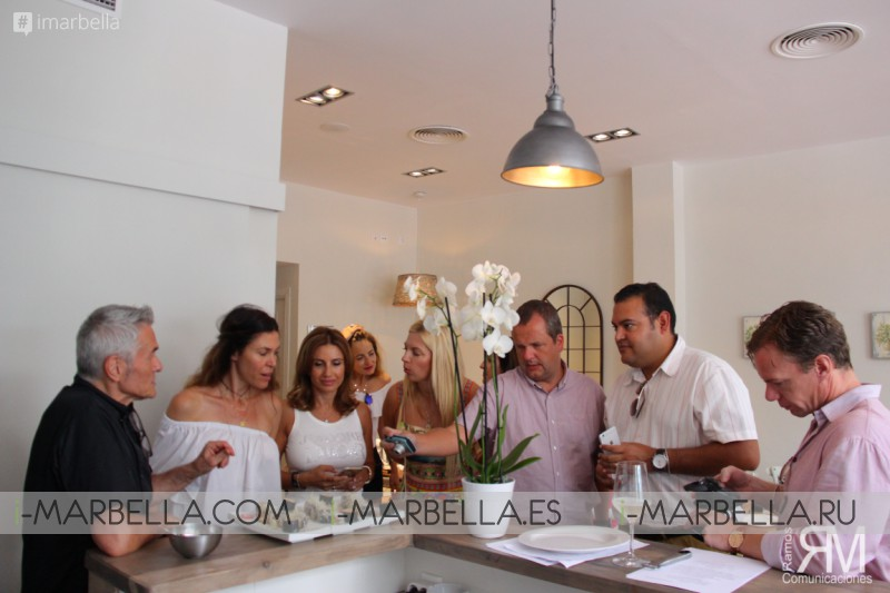 Gioia plant based cuisine the only place in marbella with raw