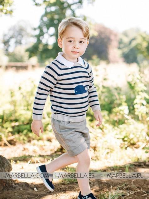 Happy Birthday Prince George!