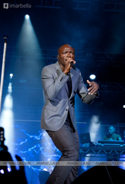 Seal Concert at Puente Romano: More Pictures