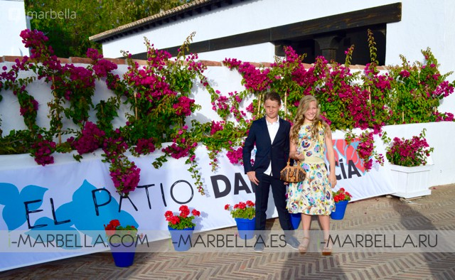 The Best Price of €90 & Quality Entertainment in Marbella 2016 is El Patio Dani Garcia
