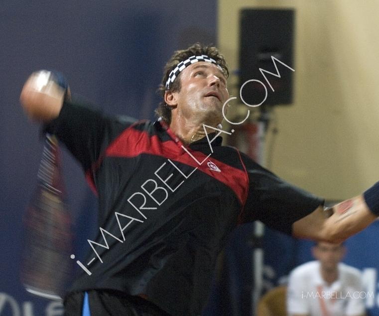 GALERÍA:Master de tenis 2010 en Marbella