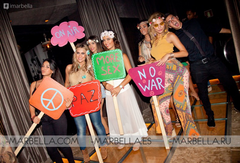 Flower Hippy Chic Power Party @ La Suite on July 27, 2016: Gallery Vol. 2