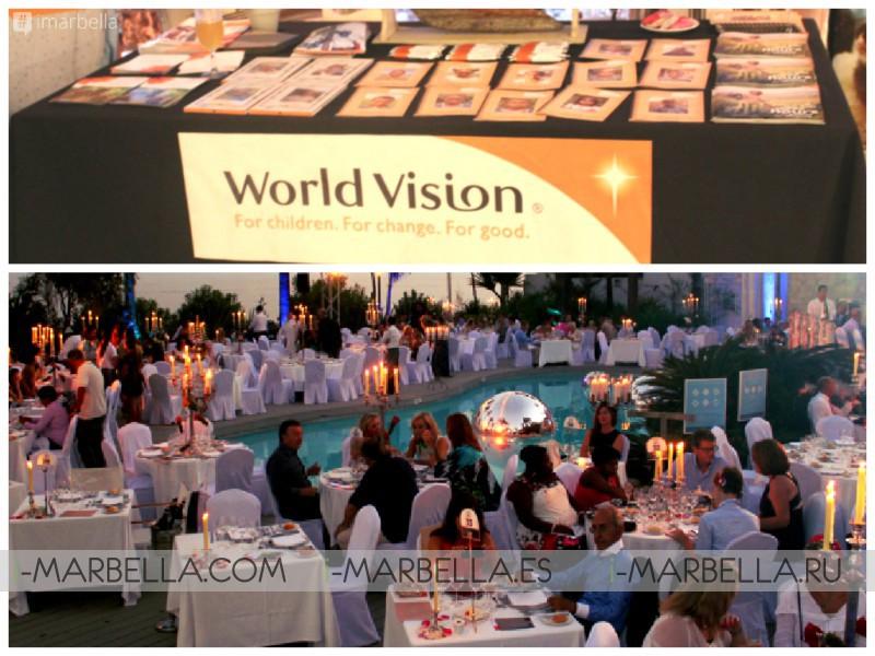 World Vision - Charity Chosen by Daniel Shamoon - on August 11, 2016
