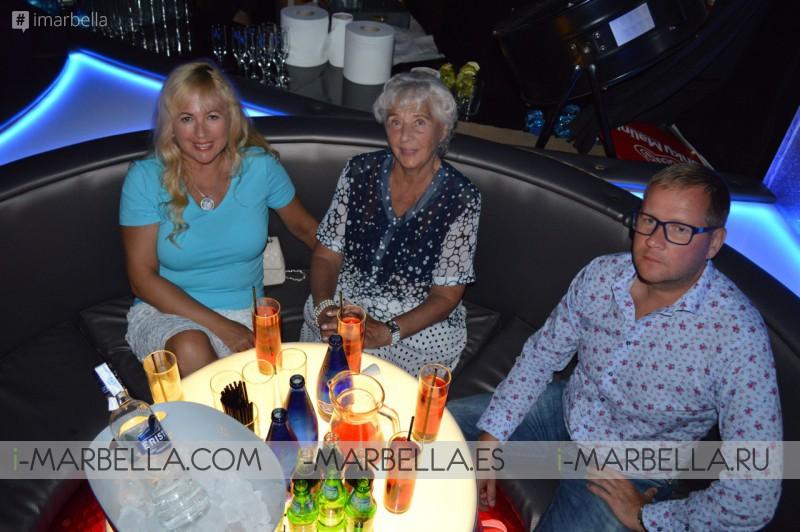 Annika's Blog: La Sala in His Glory!
