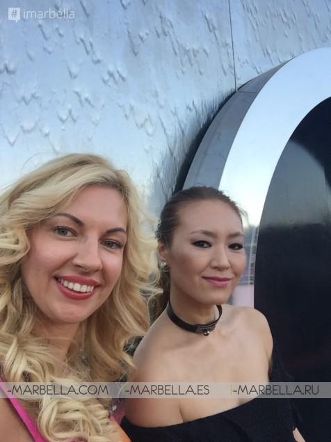 Annika's Blog: La Sala in the Sky in Marbella 2016