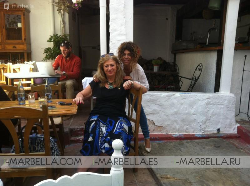 Annika Urm on Nicole King's TV Show