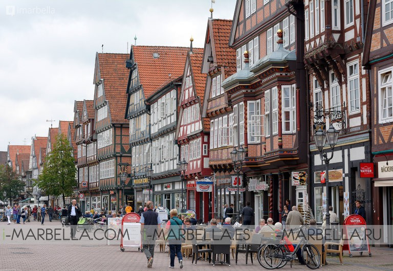 British Royal History, and Intrigue, in a Quaint German Town