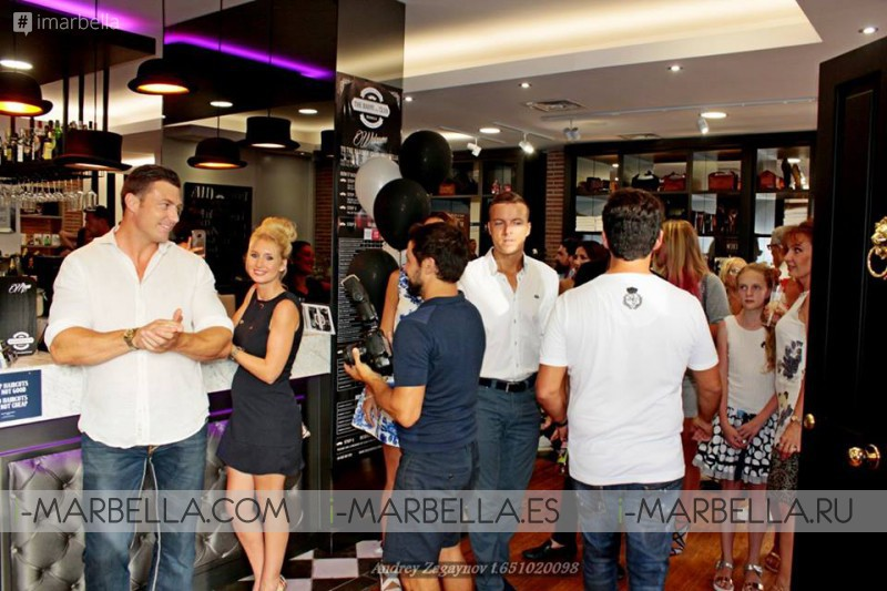 The Barber Club Marbella Anniversary on July 31, 2016