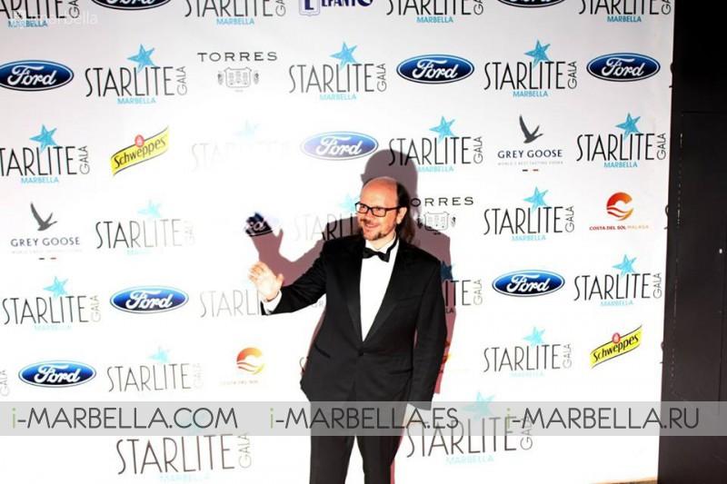 Antonio Banderas Starlite Gala 2016: Red Carpet