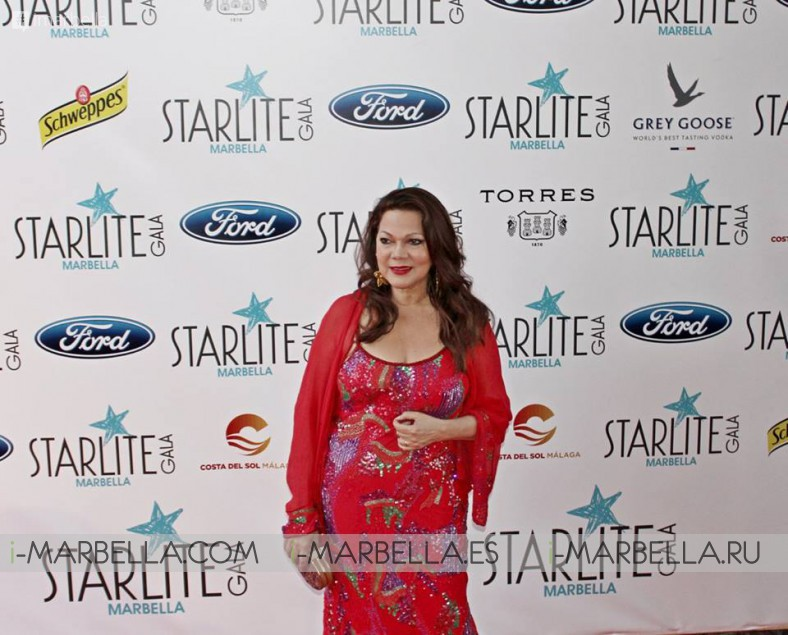 Antonio Banderas Starlite Gala 2016: Red Carpet