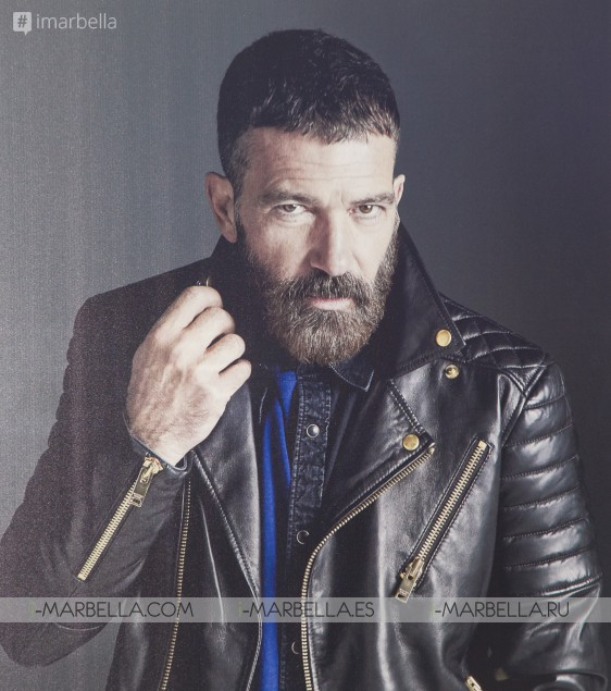 Exclusive Video Featuring Antonio Banderas on Selected Homme