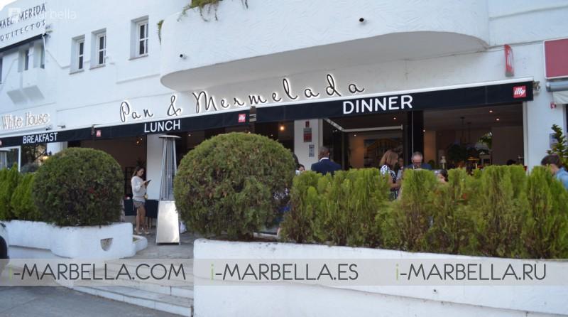 Pan & Mermelada Opened in Nueva Andalucia!