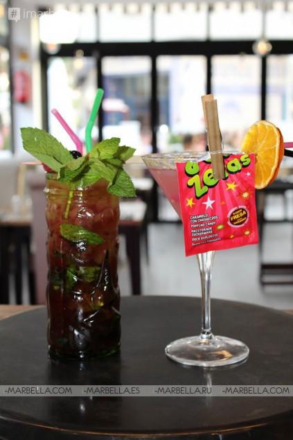 The Laundrette Cocktails and Carbs Puerto Banus