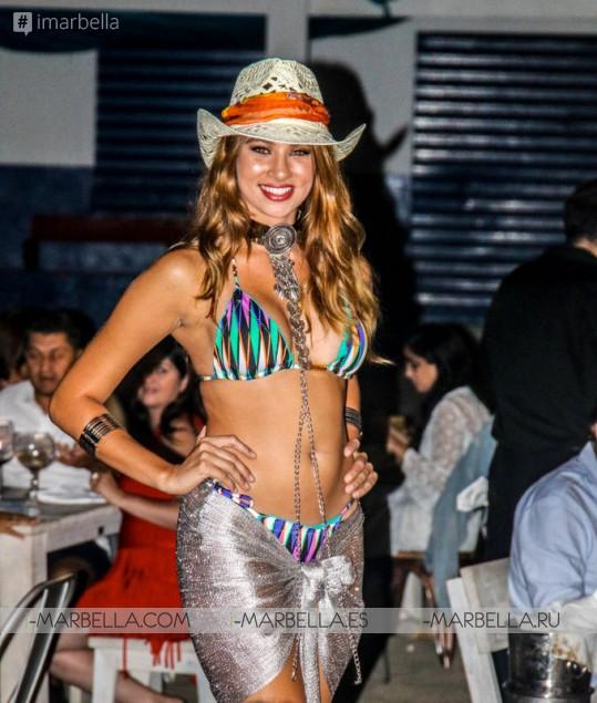 Caroline Azzi & Lytsya Fashion Showroom @ Siroko Beach