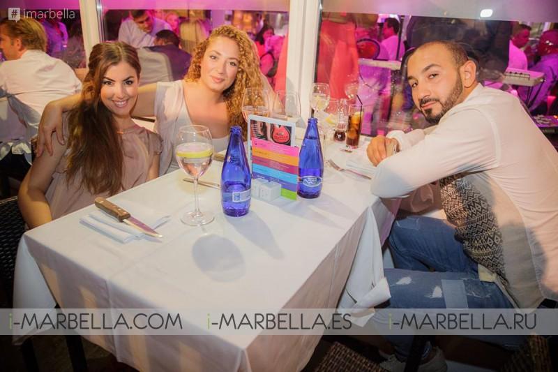 La Sala Puerto Banus Enjoys September's First Weekend