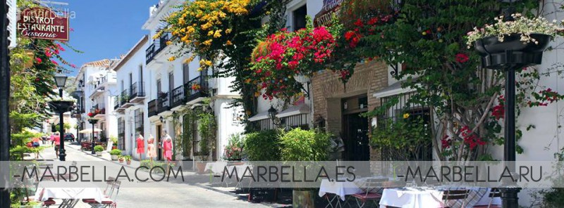 Our Marbella: Marbella Old Town