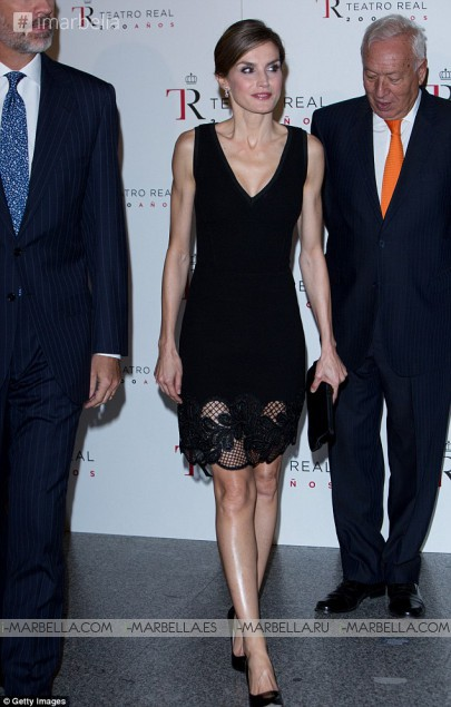 Queen Letizia Puts on an Incredibly Glamorous Display