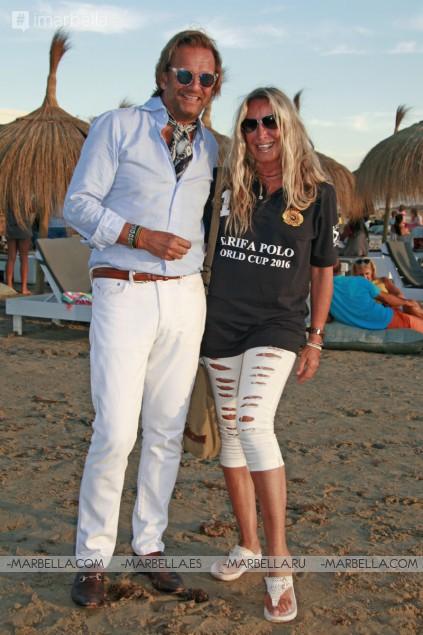 Team Hotel Maritime Club Sotogrande Crowned Winner of the 3rd Tarifa Beach Polo World Cup 2016