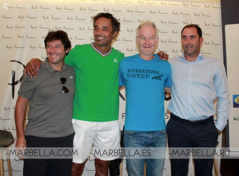 Senior Masters Cup 2016 in Marbella