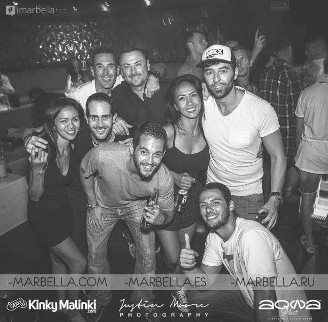 Kinky Malinki Closing Party @ Aqwa Mist on September 25, 2016