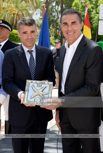 Exclusive Interview With Sergio Scariolo Who Received a Star on Marbella Walk of Fame