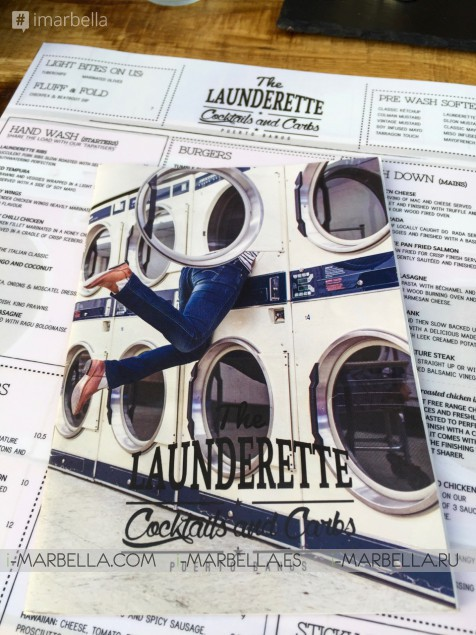 The Launderette Puerto Banus Food Review 2016
