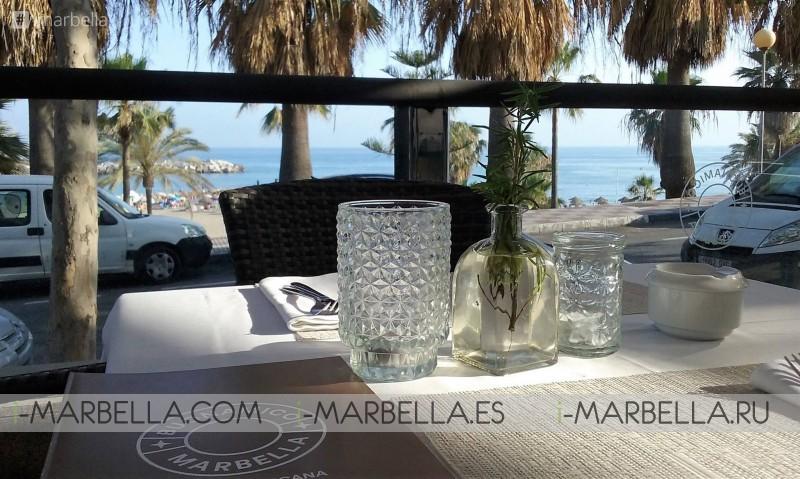 Buonamico Marbella Stands for Three Generations of Italian Recipes