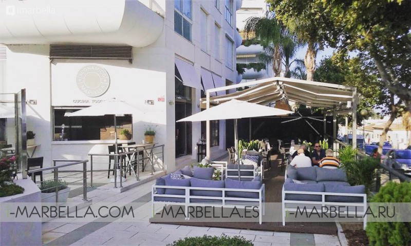 Buonamico Marbella Restaurant Welcomes to Enjoy Authentic Tuscan Cuisine