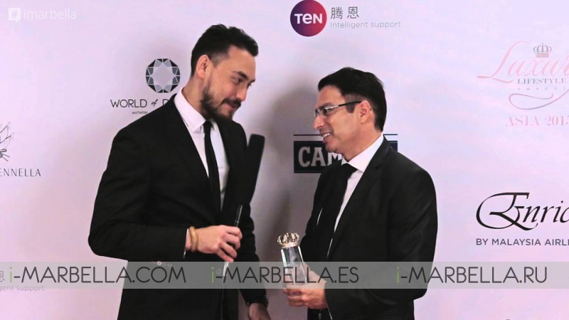 Interview with Khalil El-Mouelhy, Founder of the Seven Stars Luxury Hospitality and Lifestyle Awards