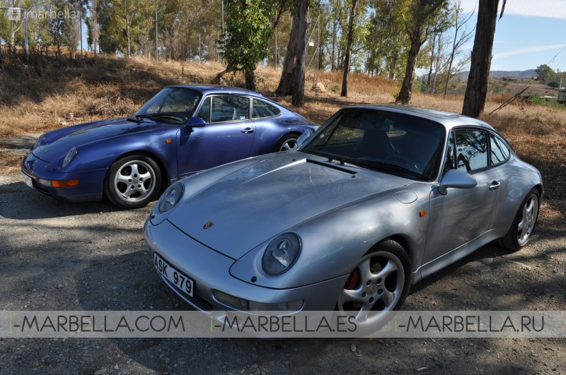 Porsche Owners Club Andalucia: Activities and Dates for October and November 2016