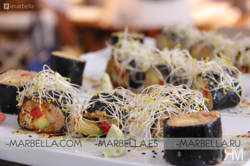 Customers Praise Gioia Plant-Based Cuisine Restaurant in Marbella!