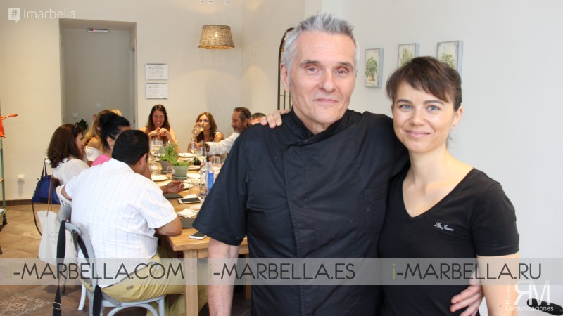 Customers Praise Gioia Plant-Based Cuisine Restaurant in Marbella!