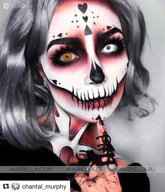 Halloween Social Media Contest with La Sala Puerto Banus This Weekend!