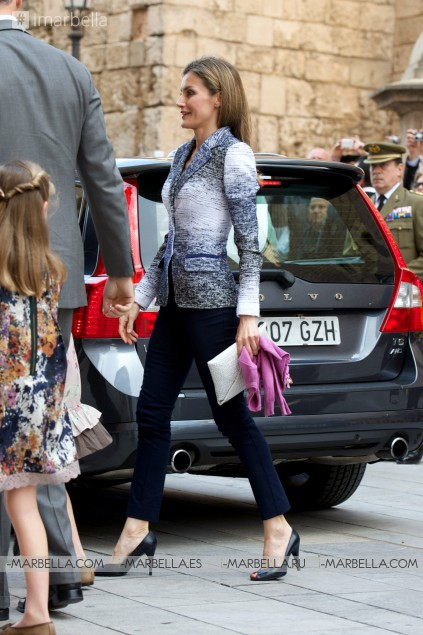 Queen of the Fancy Pants! All About Queen Letizia's Chic and Easy Style