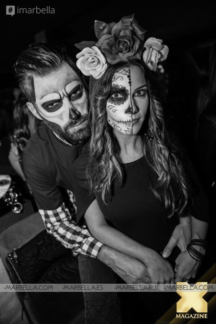 Halloween @ MOSH Fun Kitchen on October 31, 2016