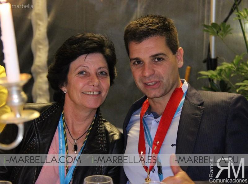 Cena de Bienvenida Congreso de Cofradías Enogastronómicas - CEUCO