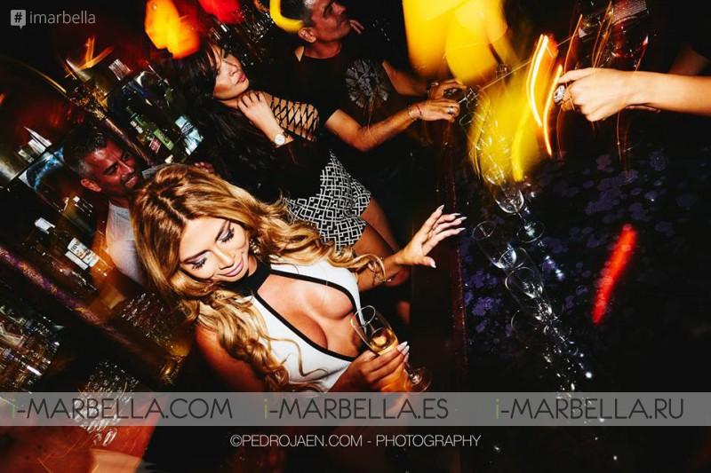 Waleria Splendida Private Birthday Party