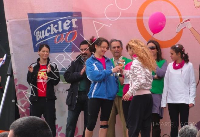 Women's Race 2011 in Malaga